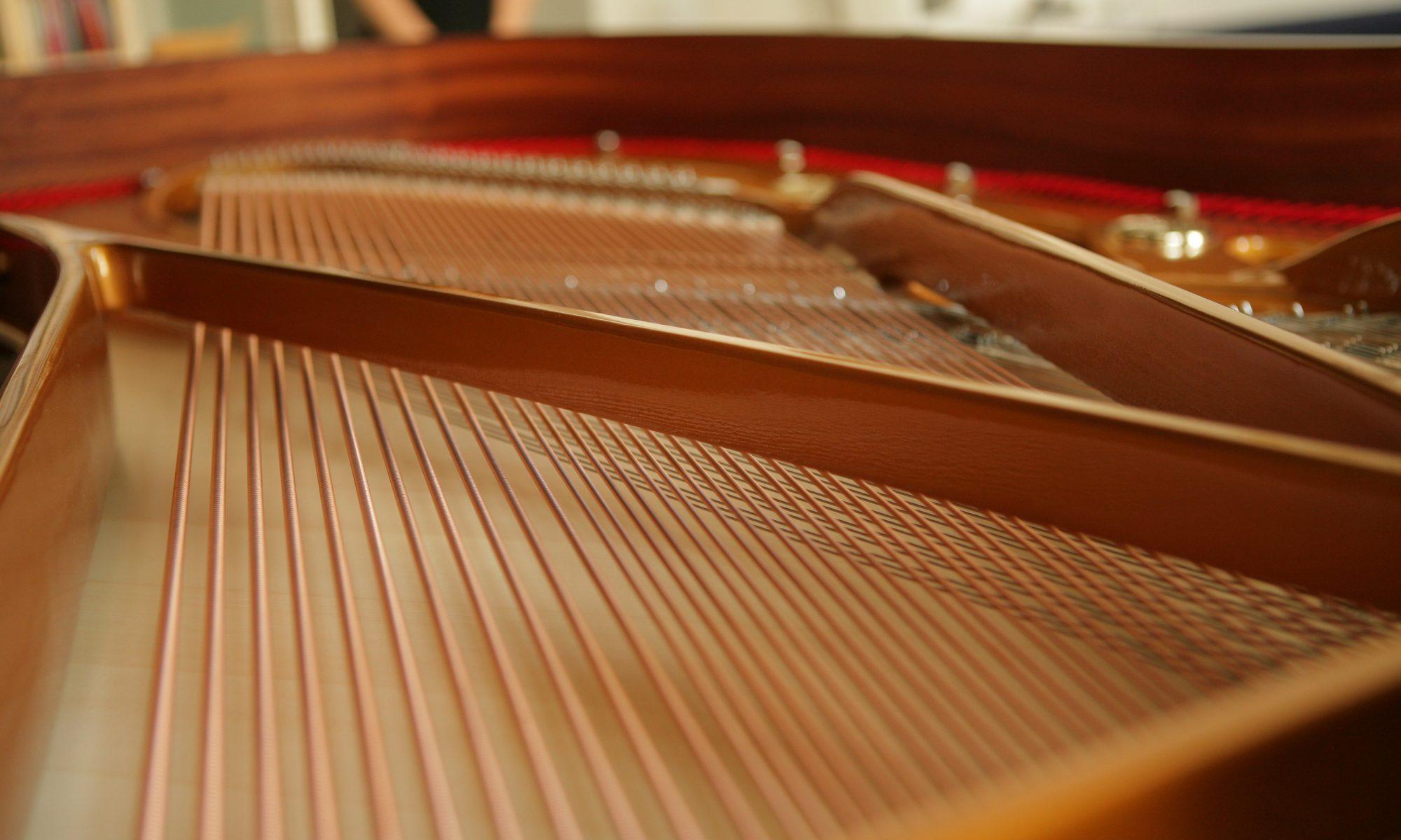 Spielen Sie Klavier?